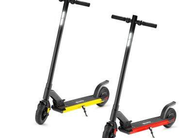 H7 e-scooter jaune