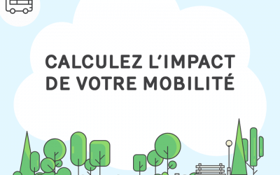 Faites le calcul et déterminez votre impact réel sur la qualité de l'air à Bruxelles