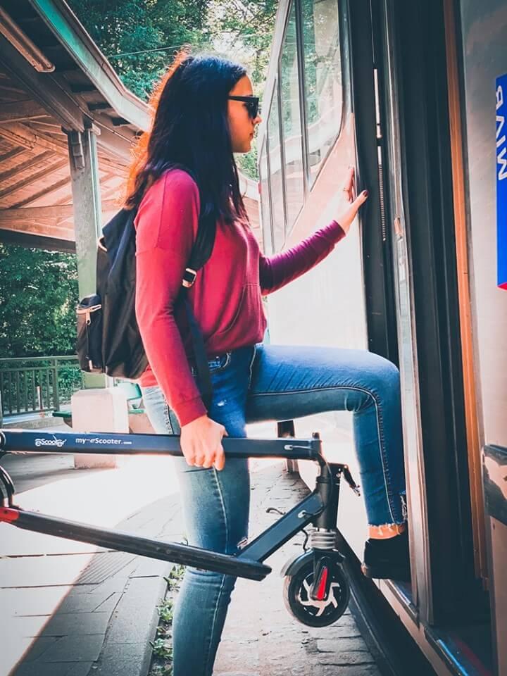 C'est la semaine européenne de la mobilité !