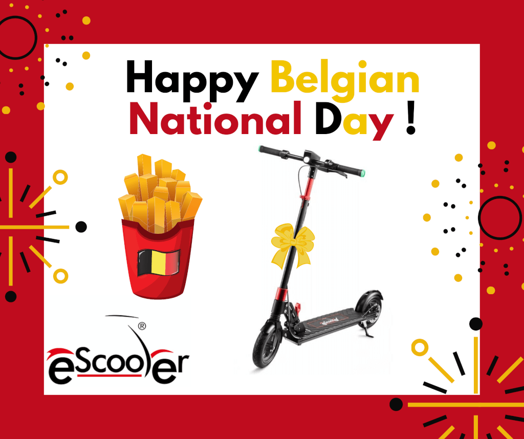 Happy Belgian National Day !