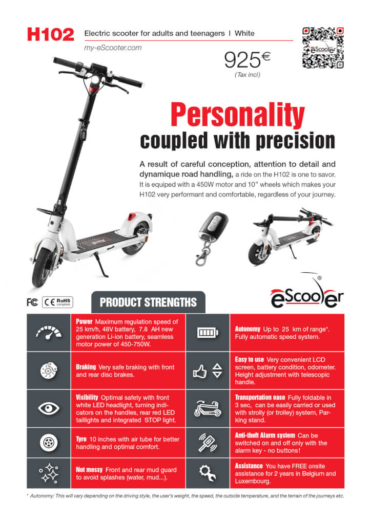 Scooter H102