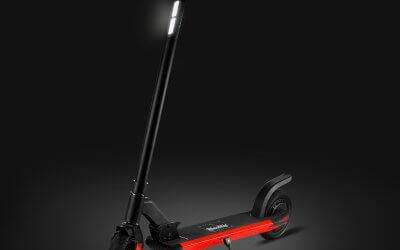 Le H7, la nouvelle trottinette électrique eScooter !