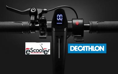 eScooter fait équipe avec Décathlon !